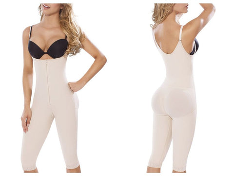 5046 Push UP and Tummy control Shapewear Color Nude