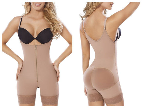 5050 Push UP and Tummy control Shapewear Color Brown