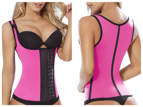 8064 waist-cincher Color Fuchsia