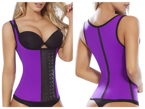 8064 waist-cincher Color Purple