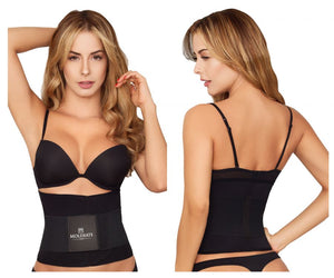 8069 Waist Cinchers Color Black