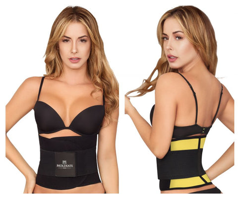 8069 Waist Cinchers Color Yellow