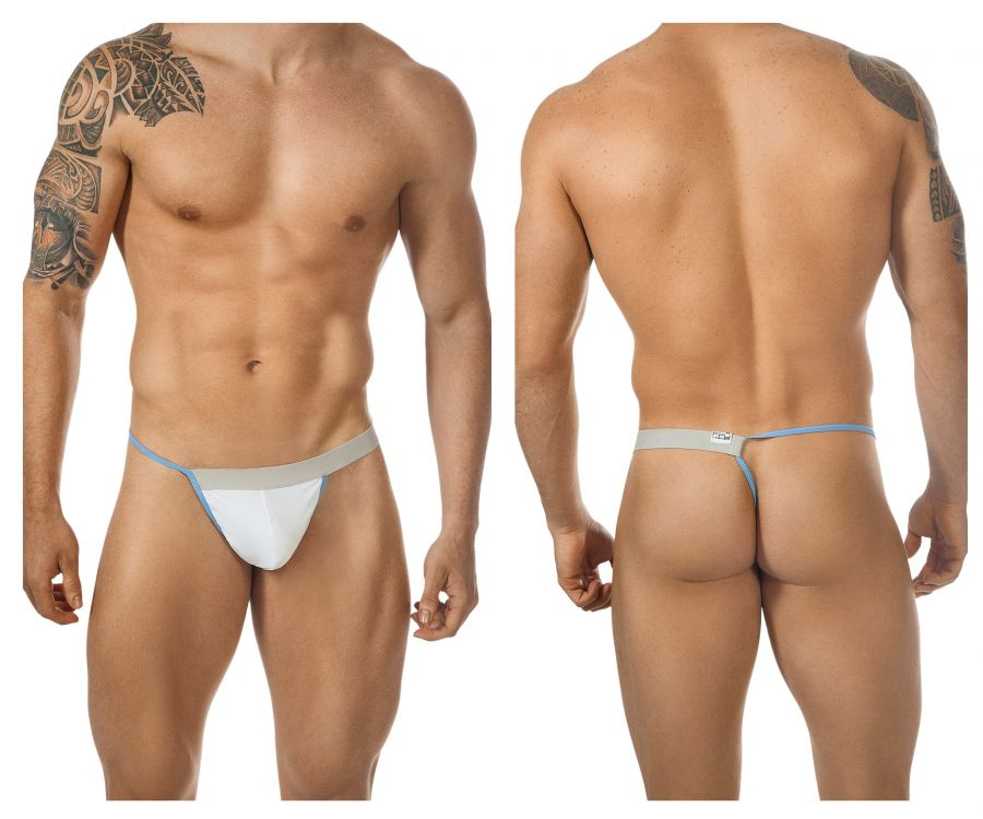1603 Thongs Color White