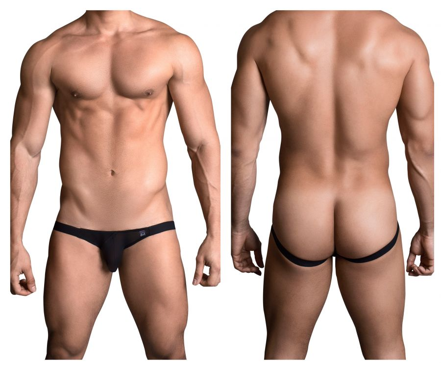 1712 Jockstrap Color Black