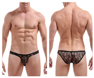 PQ170410 Briefs Peak Color Black