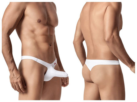 PIK 8017 Castro Thong Color White