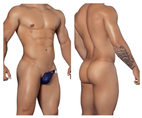 PIK 9259 Command Jockstrap Color Blue