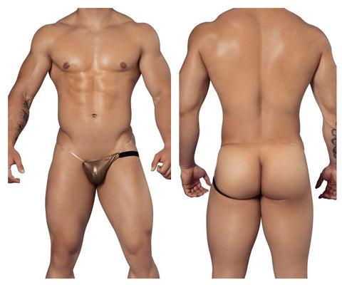 PIK 9259 Command Jockstrap Color Gold