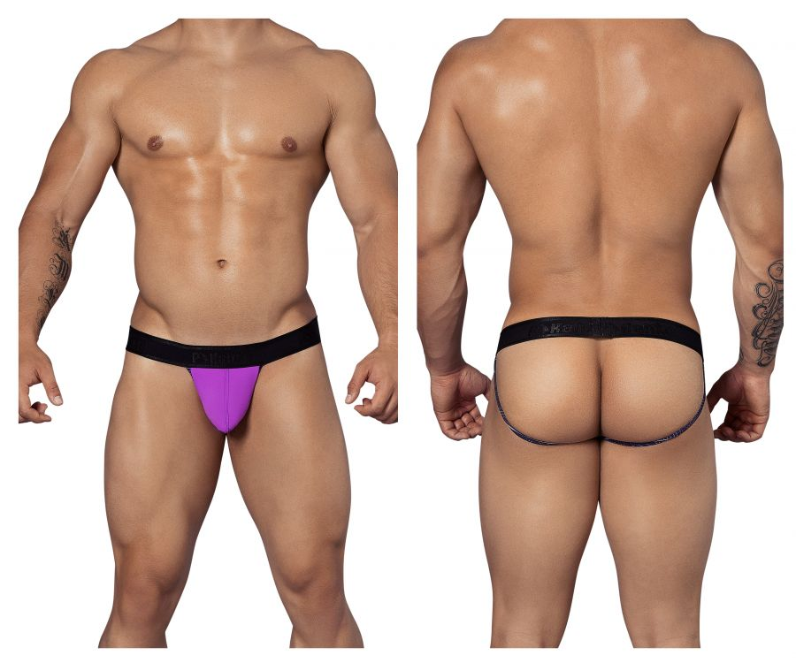 PIK 9262 Workout Jockstrap Color Purple