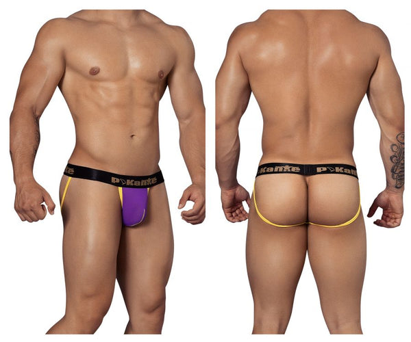PIK 9263 Freestyle Jockstrap Color Purple