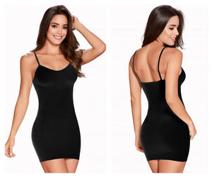 1234 Slimming Seamless Slip Color Black