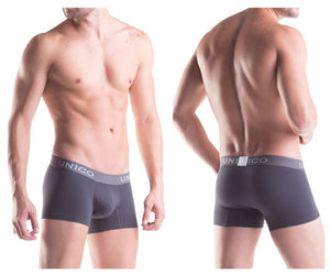 1200080196 Boxer Briefs Asfalto Color Gray