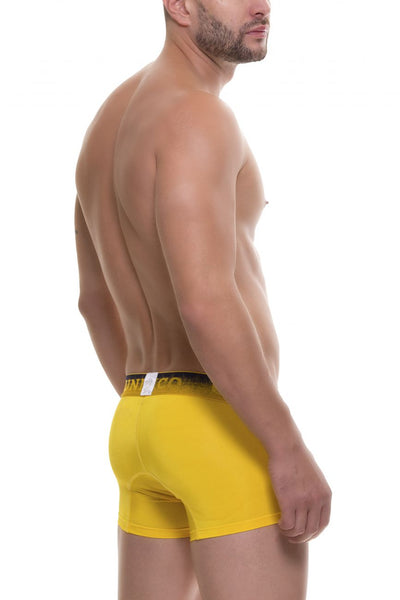 1740081337 Boxer Briefs Bright Color Yellow