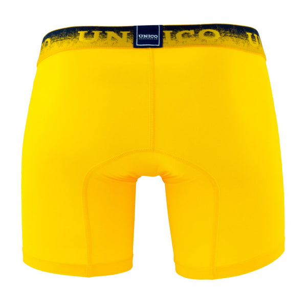 1740091337 Boxer Briefs Bright Color Yellow