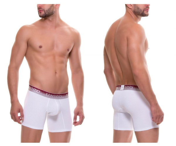 1740093600 Boxer Briefs Holidays Color White