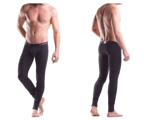 9610110199 Long Johns Intenso Color Black