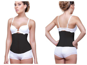 901 Clarette Waist Cincher Girdle Color Black