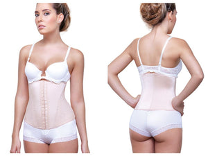 901 Clarette Waist Cincher Girdle Color Nude