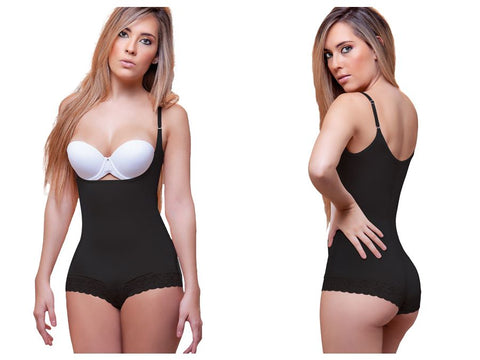 908 Liana Sexy Waist Nipper Shapewear Color Black