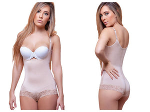 908 Liana Sexy Waist Nipper Shapewear Color Nude