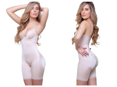 919 Emilie Shaping Full Body w/ Bra Color Nude