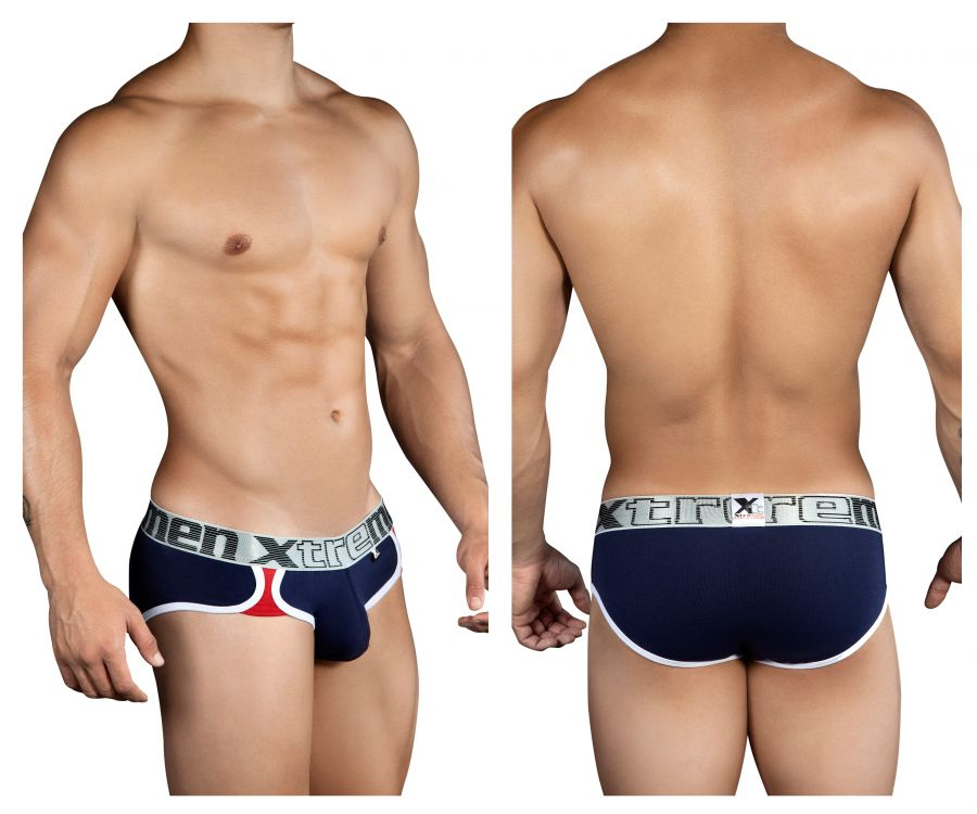 91014 Briefs Color Dark Blue