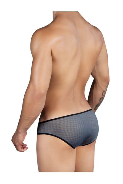 91015 Briefs Color Gray
