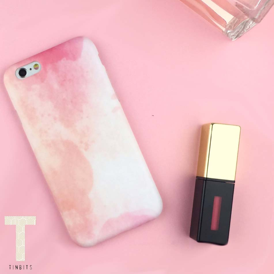 Petal Pink Iphone Case