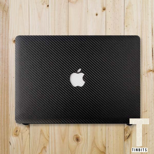 Carbon Fibre Texture Macbook Case