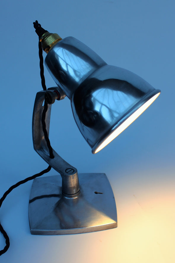 Hadril Horstmann Small Desk Lamp 1950s