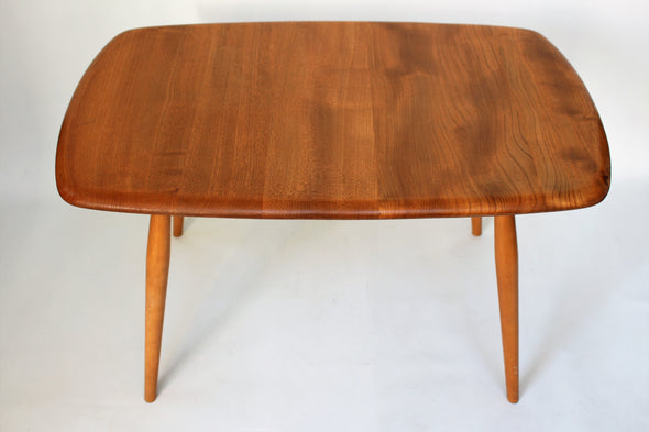 Vintage Original Ercol Blonde Elm Table