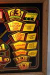 Lightbox Artwork from Lucky Dip Fruit Machine