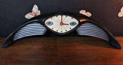 Vintage Stylish Designer Retro Clock