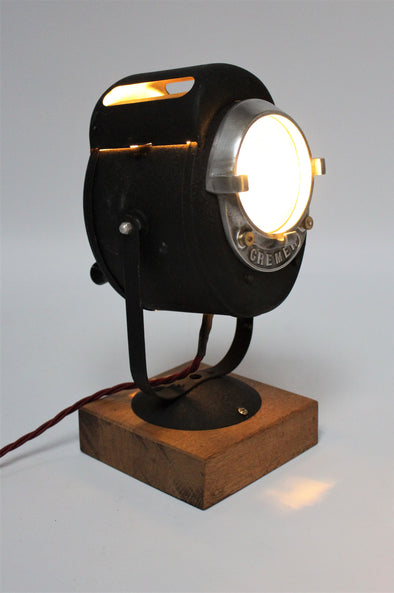 1950s Vintage Theatre light Cremer Baby
