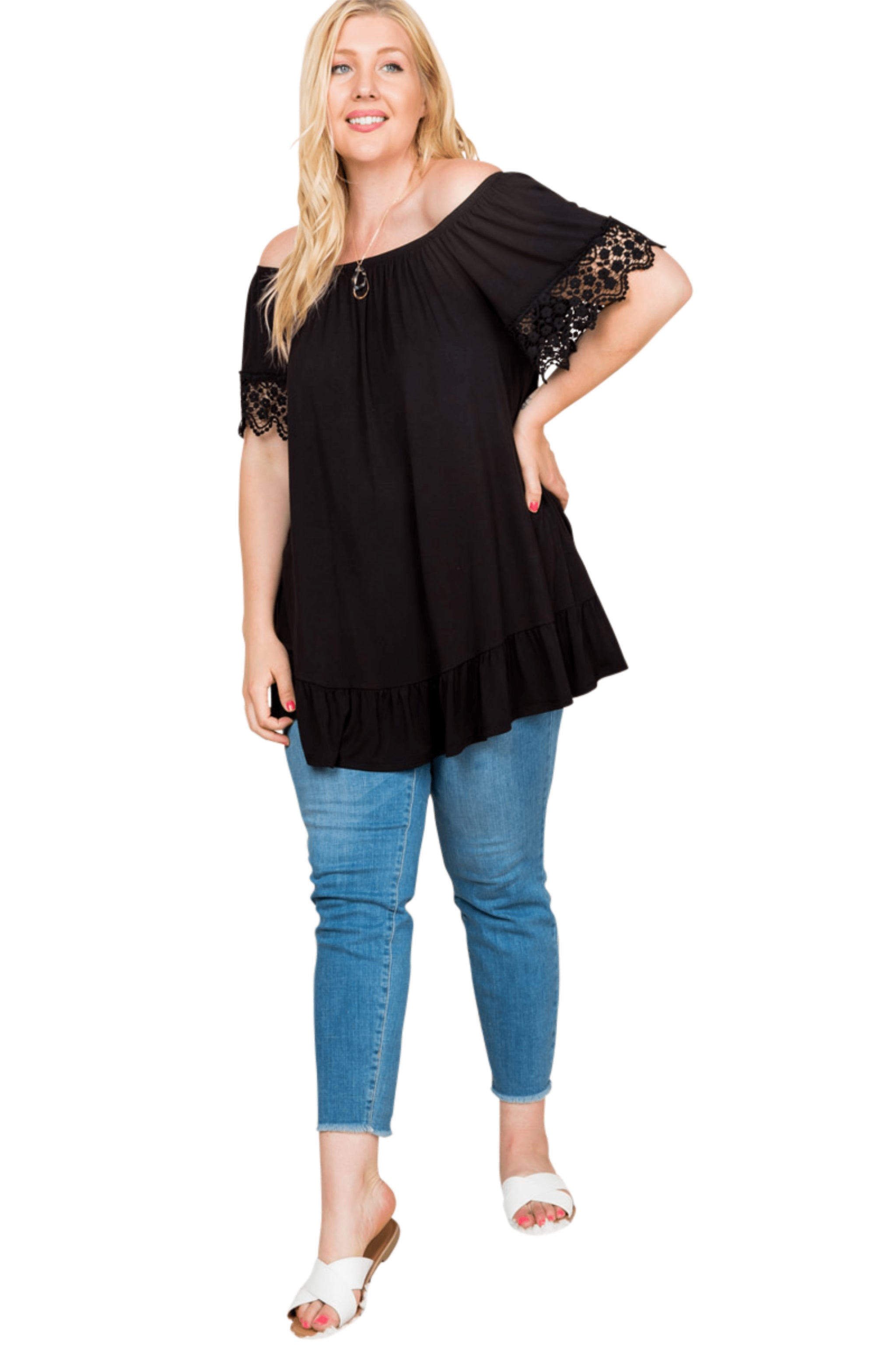 plus size Blouse & Shirt aa. Iggy Top
