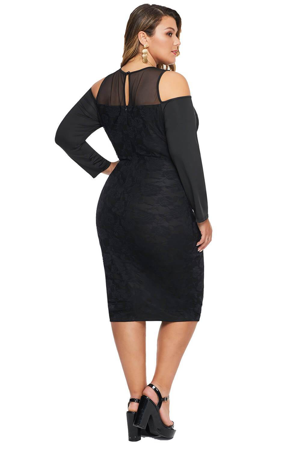 plus size Bodycon Dress Bridget Dress