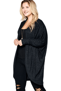 plus size Jacket aa. Ella Cardigan