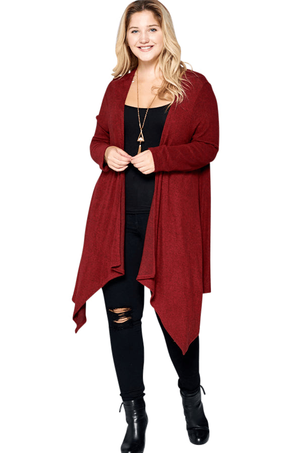 plus size Jacket Grace Cardigan