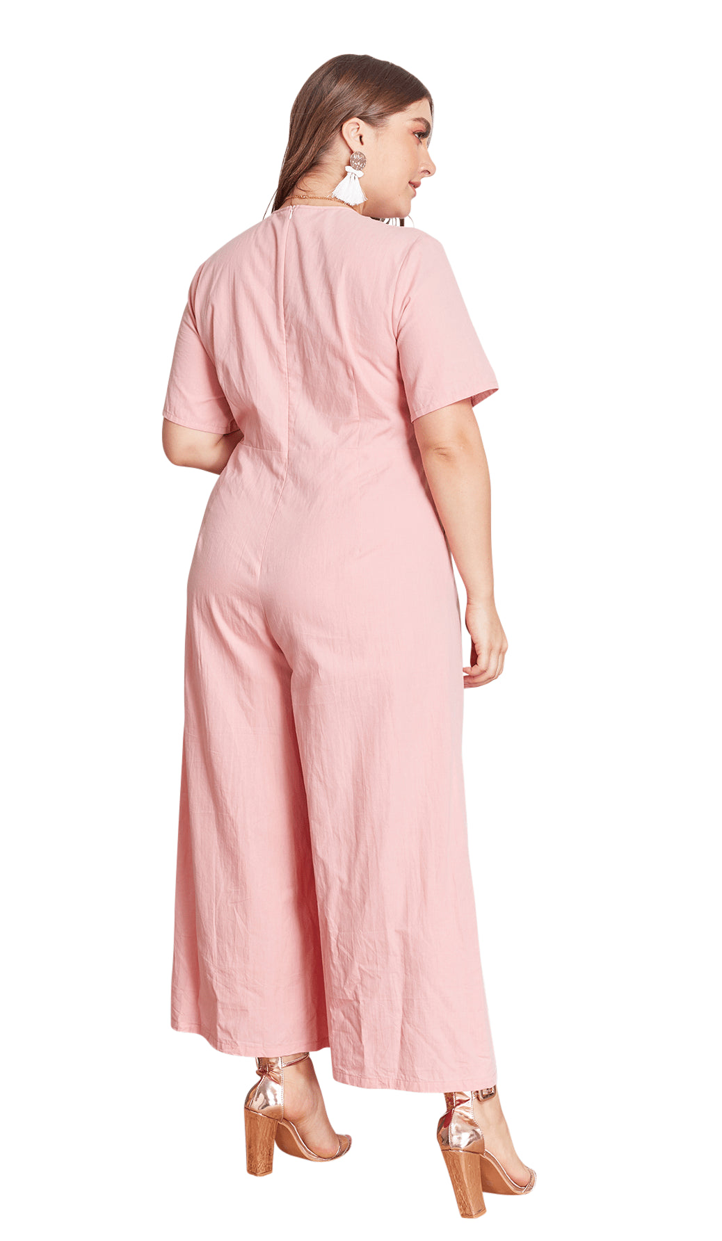 plus size Jumpsuit aa. Cecilia Jumpsuit
