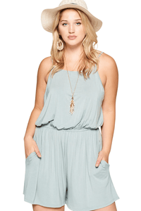 plus size Jumpsuit aa. Tessa Playsuit