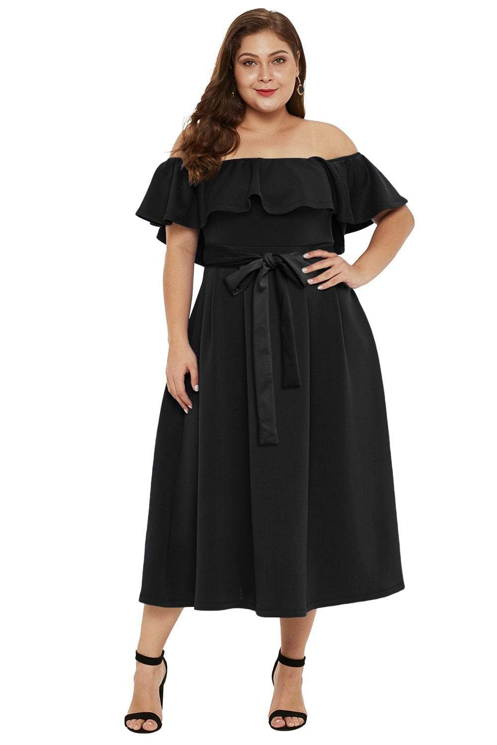 plus size Kadence Dress