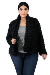 plus size Lexi Jacket
