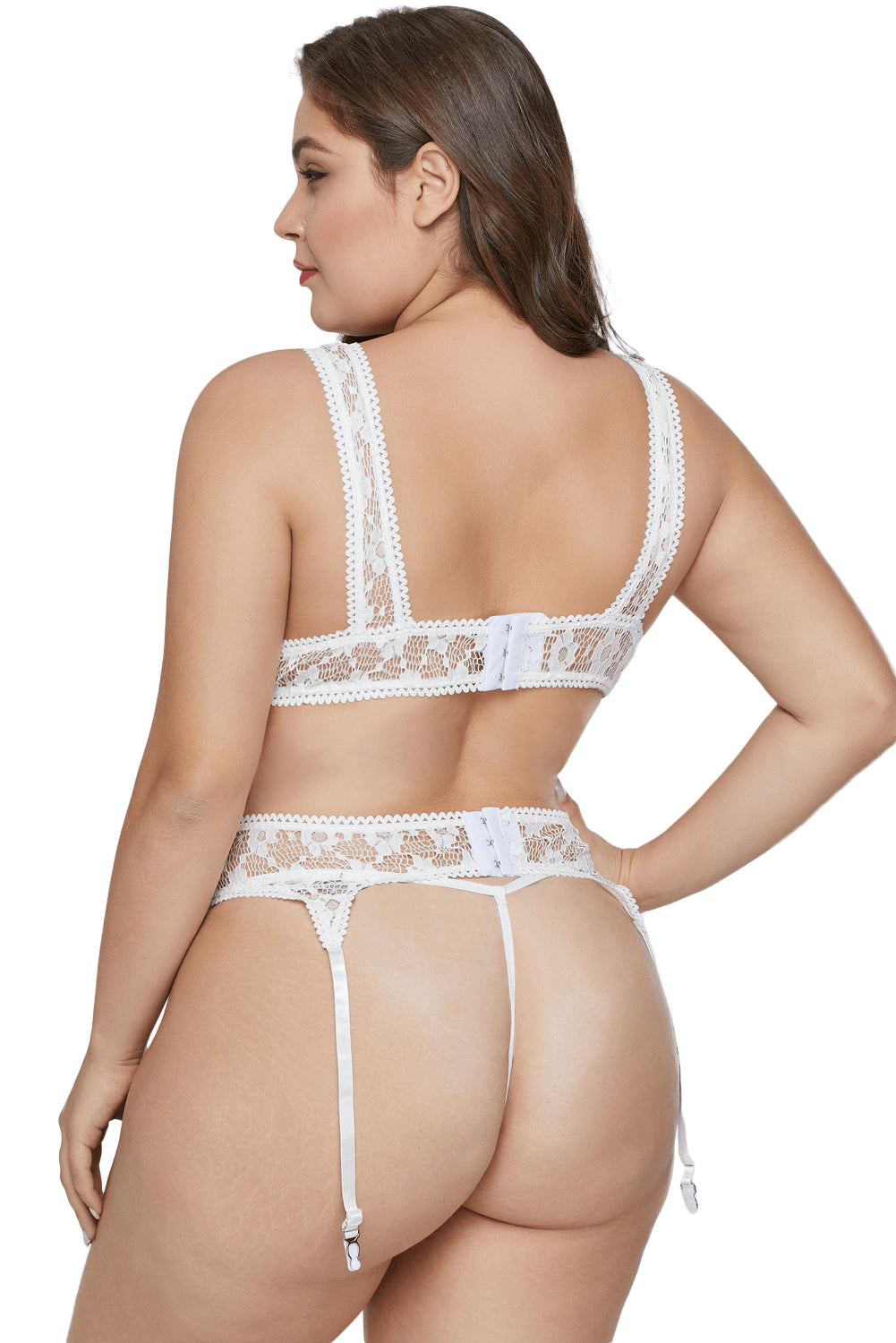 plus size Lingerie Brooklyn Lingerie Set