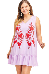 plus size Midi Dress aa. Camilla Dress