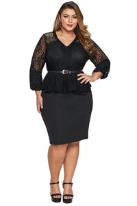 plus size Midi Dress Phoebe Dress