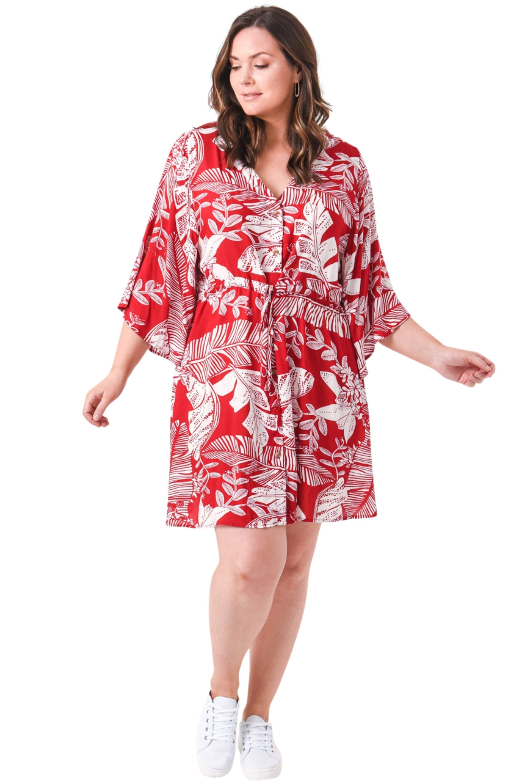 plus size Mini Dress Kendal Dress