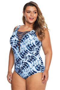 plus size One Piece aa. Free Spirit One Piece