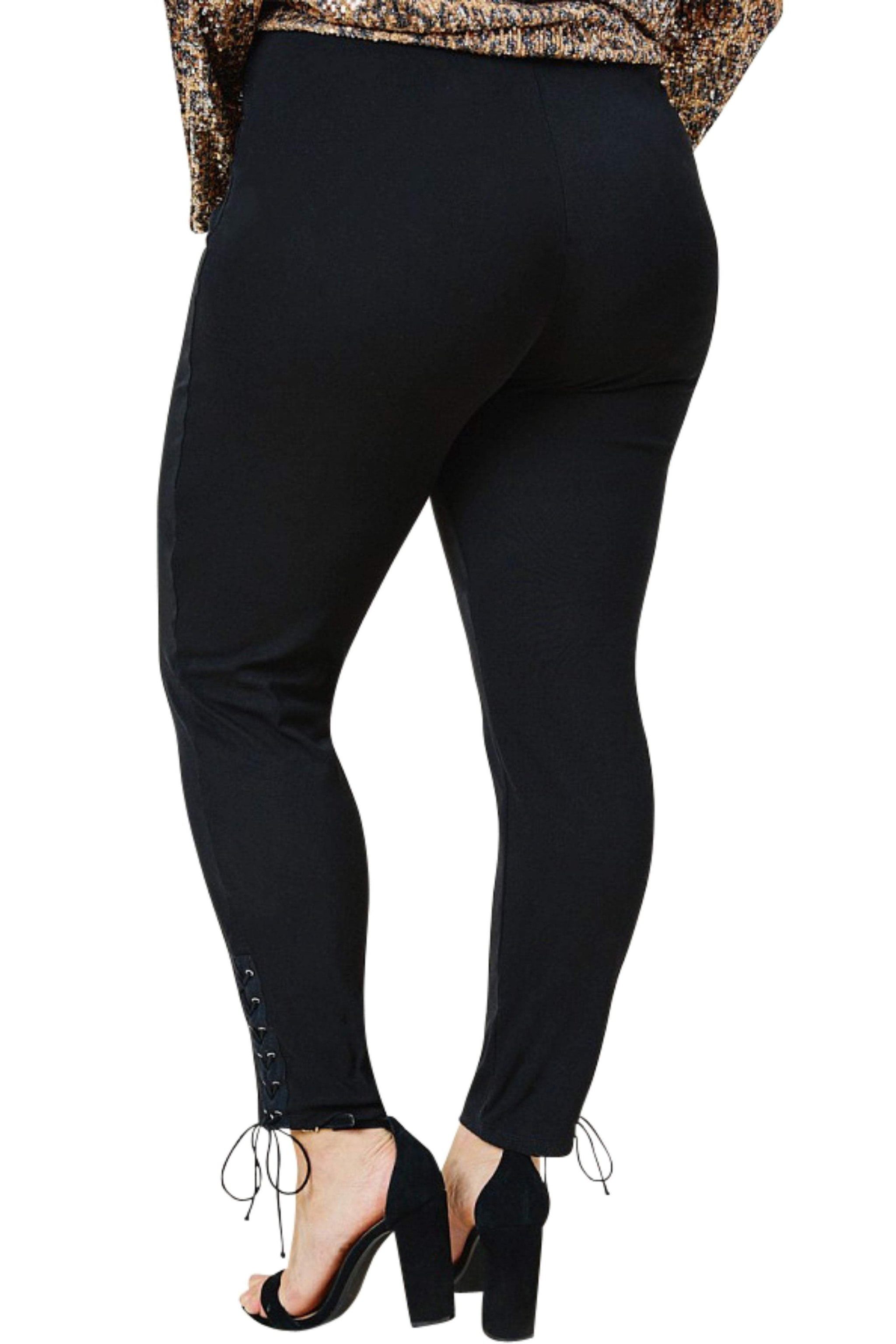 plus size Pants aa. Brenna Leggings