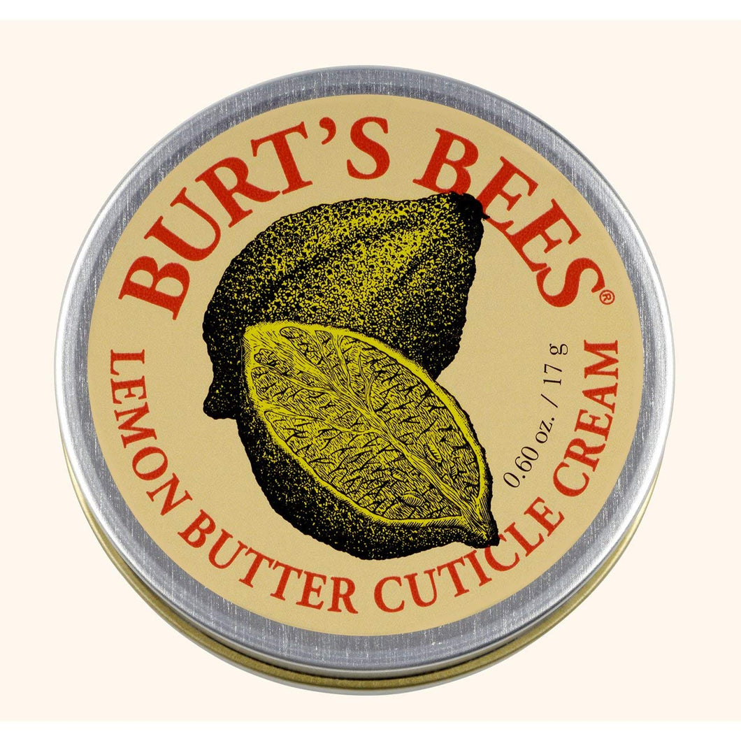 Burt's Bees - Lemon Butter Cuticle Cream - 17 gm