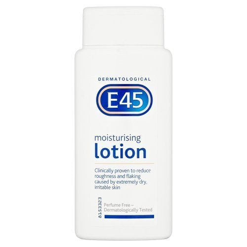 E45 Dermatological Moisturizing Lotion - 200 ml